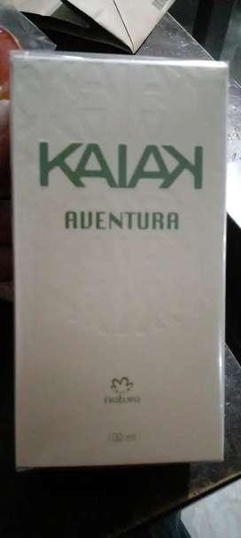Loción Kaiak aventura natura 100ml
