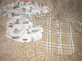 Camisas 3T
