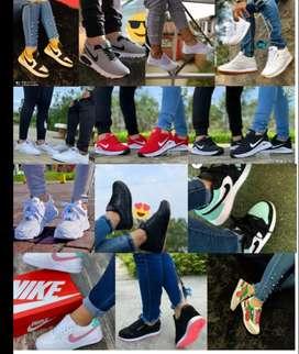 Zapatos para hombre y mujer