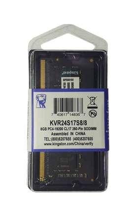 Memoria Ram 8 Gb 2400 Mhz Ddr4 (nuevo) PC4 Sodimm Para Laptop segunda mano  Perú