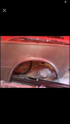 Vendo guardabarro derecho de Fiat 125