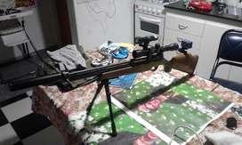 Rifle Pcp Fox Pr900 Potenciado