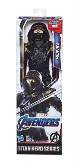 Muñeco Ronin Avengers 30 cm Original Hasbro