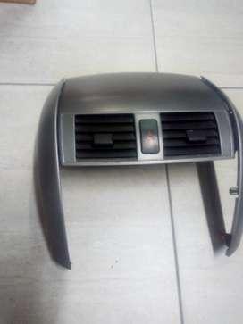 Rejilla ventilación Corolla