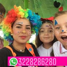 Animacion de Fiestas Infantiles | Recreacionista Pereira