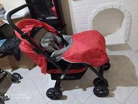 Vendo coche marca baby cuchi precio negociable