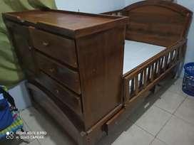 Camacuna de madera