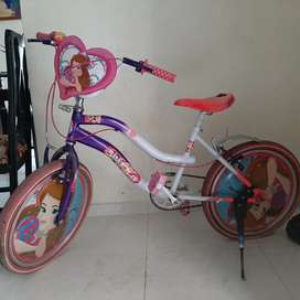 Vendo cicla de segunda para niña