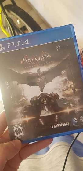Vendo juegos de Batman