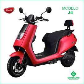 GreenLine Moto Eléctrica ZUB J4