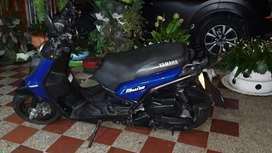 Vendo BWS modelo 2012