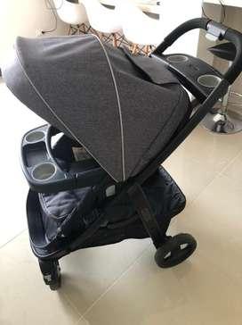 Silla para carro y coche de bebe