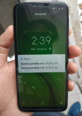 Vendo motog7 power libre impecable estado
