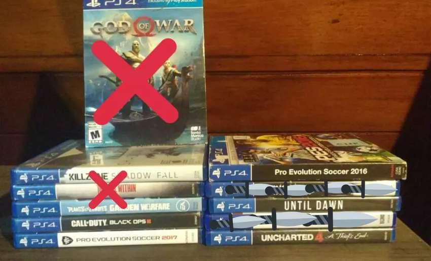 Juegos PS4, Playstation 4, Play 4 0