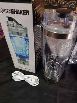 Vaso mezclador eléctrico usb
