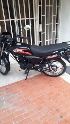 Vendo moto nueva con GPS...