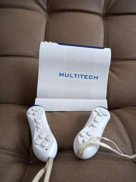 Consola multijuegos (Nintendo)