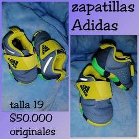 Vendo zapatos para bebés