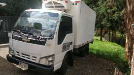 Camion chevrolet nhr refrigerado GANGA leer descripcion