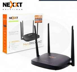 Router Nexxt Nyx2600-ac Doble Banda 5 Gi