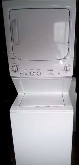 Lavadora secadora mabe de 40 libras