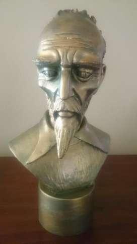 William Agudelo Escultura Quijote Herm.