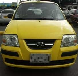 Vendo taxi hyundai atos 2012