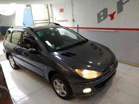 Peugeot 206 Sw Premium 1.6