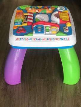 Mesa didactica Fisher Price