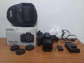 Camara Canon Eos T6i + Tripode Beston 3540