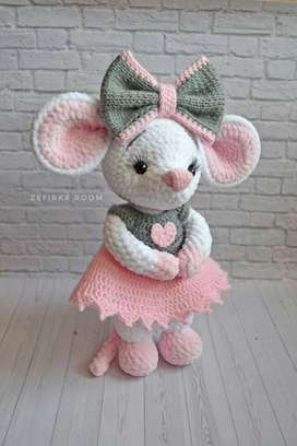 Muñecos Tejidos a Crochet