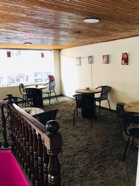 SE VENDE O PERMUTA RESTAURANTE CAFÉ&BAR