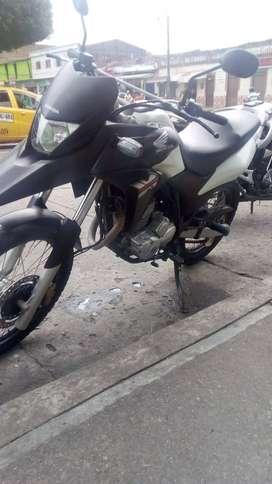 Moto Honda XER 300