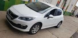 Vendo Peugeot 308 1.6 allure 2018
