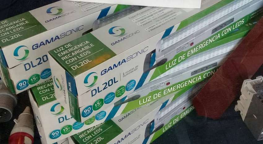 Luz de emergencia 0