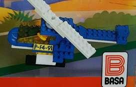 PLAYGO hecho en Perú por BASA en los ochenta y noventa