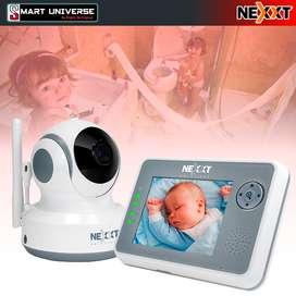 Camara Wifi  Monitor Para Bebe Nexxt Baby Cam