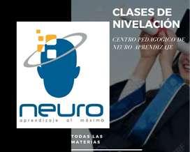 NEURO se necesita profesores