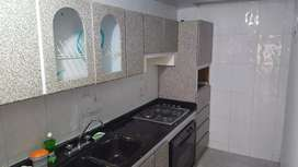 Venta de casa de 3 pisos con terraza y estudio primer piso con garage