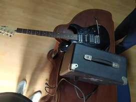 Vendo guitarra y amplificador