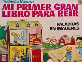 INFANTILES LIBROS DE PROMOCION PARA NIÑOS