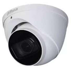 Cámaras de seguridad de 2Mp 1080p tipo Domo, visión nocturna hasta 30m.