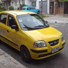 Taxi Atos año 2009