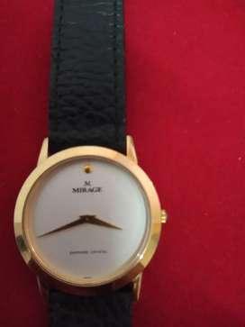 Reloj Mirage para hombre ejecutivo.