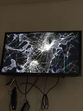 Vendo tv samsung32