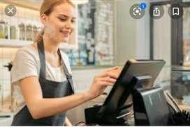 Cajero o Cajera multitarea con experiencia en restaurante!