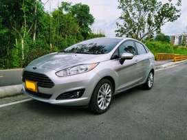 Ford fiesta titanium sedan 2017