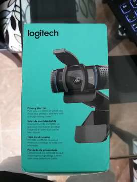 Vendo logitech c920 pro HD