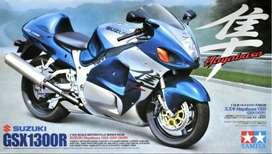 Tamiya Suzuki Hayabusa Gsx1300r 1/12 Moto Armar