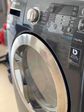 Lavadora y secadora automatica SAMNSUNG